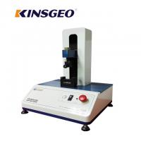 Microcomputer Control Liquid Screen Operating Tape Peel Adhesion Test Equipment For Loop Tack Resistance with 18Kg Manufactures