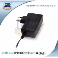 EU Plug 350Ma Constant Current Driver For LED , Constant Current Constant Voltage Power Supply Manufactures