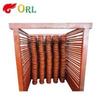 Power Plant Boiler Superheater , Gas Water Steam Super Heater ISO9001 Manufactures
