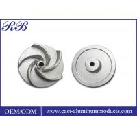 Stainless Steel Impeller Precision Casting / Using High Quality Raw Material Manufactures