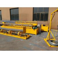 Buy cheap Fully Auto Diamond Size Mesh Making Machine For Galvanized Wire from wholesalers
