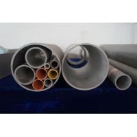 China Pultruded Water Resistant Non - conductive FRP Round Tube For Electrical System on sale