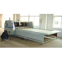 China High Efficiency Corrugated Box Flexo Printing Machine , Max Feeding 1400x2600mm on sale