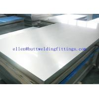 China ASTM B463-10 Standard Stainless Steel Plate for UNS N08020 Alloy Plate on sale
