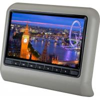 Active Headrest DVD Player With PAL, NTSC 9 HD SD USB Dual IR FM Wireless Game Controller Speakers