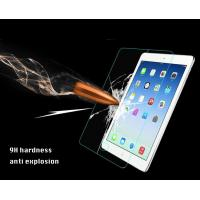 iPad air/air 2 tempered glass screen protector 0.33 mm ultra-thin 9H hardness transparent Manufactures