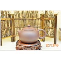 Collection ChineseYixing Zisha Teapot Handmade Beautiful Shape Yellow Color Manufactures