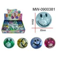 Water Bouncing Ball with Smile Face Manufactures