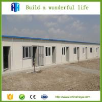 mexico modulus steel framed prefab small movable house China suppliers Manufactures