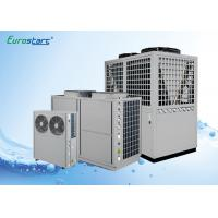 CE Approve Low Temperature House Heat Pump With Hydrophilic Aluminium Fin Manufactures