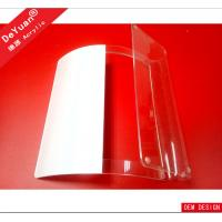 Clear Acrylic Holder Stand Good Cigarette Display For Retails Manufactures