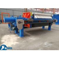 427L Filtration Chamber Volume Membrane Filter Press With Tpe Filter Plate Manufactures