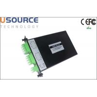 1x4 1x8 High Reliability CWDM Mux Demux 1270-1610nm for Access Network Manufactures