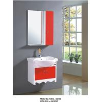 60 X49/cm PVC hanging cabinet / wall cabinet / bathroom cabinet / white color for bathroom Manufactures