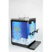 Buy cheap Luxury Double Shot Chiller Machine Stainless Steel Inner Tank 31 X 30 X 43cm from wholesalers