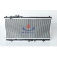 Automobile Plastic Tank Aluminum Radiator Core for MAZDA FML Car Parts Manufactures