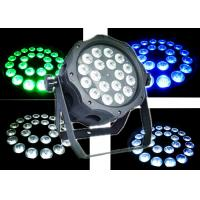 Self - Propelled Master Slave Outdoor LED Par 24pcs Digital Features Manufactures