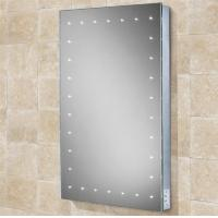 lighted around the bathroom mirror Manufactures