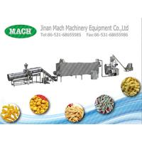 Corn Snacks  Process Line Machine/Extruded corn kurkure cheetos snacks food processing plant Manufactures