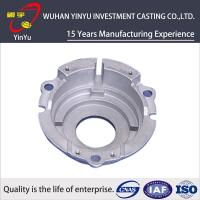 China Oem Investment Lost Wax Casting Custom Alloy Precision Cast Parts Stainless Steel Castings on sale