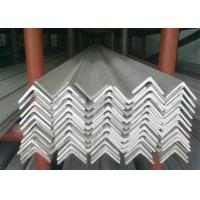China Hot Rolled Stainless Steel Angle Bar, No.1 Finish Stainless Steel Angle Stock on sale