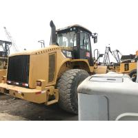 China CAT C7 Engine Used CAT Loaders Japan Made CAT 950H Wheel Loader 7.2L Displacement for sale