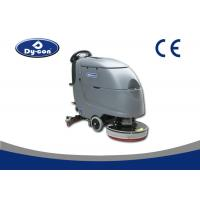 Dycon Handy Ground Cleaner Floor Scrubber Dryer Machine With Additional Pressure For Brush Manufactures