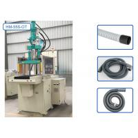 China Vertical Plastic Injection Moulding Machine / PVC Pipe Injection Molding Machine on sale