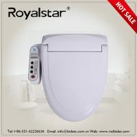 China Smart Massage Electric Heated Toilet Seat Cover Open Front Type 505*480*180mm on sale