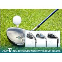 Gr5 Titanium Investment Casting Ti-6Al-4V golf club head Manufactures