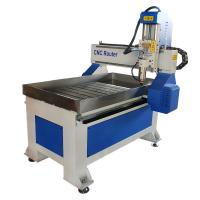 Quality 600x900mm Mini Cnc Router Machine For Woodworking And Advertising Industry for sale