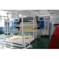 Buy cheap Mattress Cutting Machine Computerized Multi Needle Quilting Machine for home textile from wholesalers
