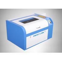 China Automatic Home benchtop mini laser engraving machine With Small Laser Power on sale