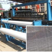 Stainless Steel Crimped Wire Mesh Machine Full Automatically Normal Control Manufactures