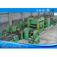 Steel Cut To Length Machine Stable With Safety Operation 1600mm Strip Width