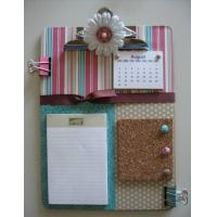 clipboard organizer with notepad Manufactures