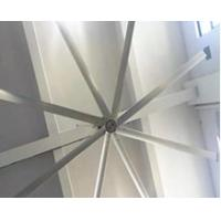 Powder Painted / Anodized Exhaust Fan Blades Industrial Cooling Blade Manufactures
