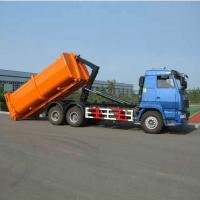 China 10 Wheels Hook Lift Truck For Garbage Collection And Transportation Model ZZ1257M4347C on sale