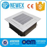 M Style 4-way 2 Tube/4 Tube Ceiling Cassette Type Air Conditioner, Chilled Water Cassette Type Fan Coil Unit Manufactures