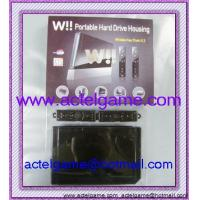 Wii portable hard drive housing Nintendo Wii repair parts Manufactures