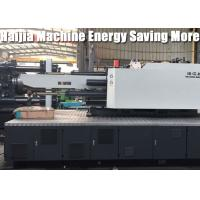 China Color Touch Screen Energy Saving Injection Molding Machine For Plastic Table on sale