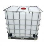 Safe Plastic IBC Container 1000L Ibc Liquid Container For Lactic Acid Storage Manufactures