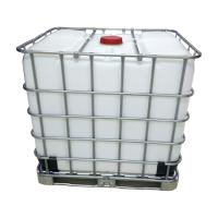 Safe Plastic IBC Container 1000L Ibc Liquid Container For Lactic Acid Storage Manufactures
