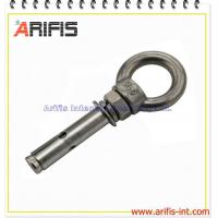 China SS316 Stainless Steel Lifting Eye Bolt on sale