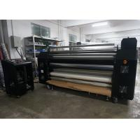 Large Rotary Heat Transfer Machine / Clothes Printing Machine Manufactures