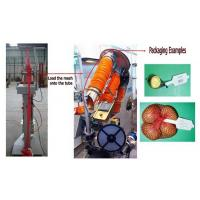 China Mesh Bag Loader for Clipping Machine on sale