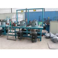 Pulley Type Continuous Wire Rod Drawing Machine Speed 400 M / Min High Output Manufactures