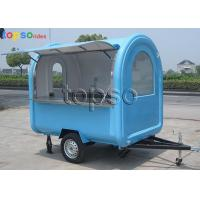 Ice Cream Coffee Mobile Concession Stand Large Appeal Convenient To Go Anywhere Manufactures