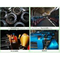 precision filtration combined spiral oil press machine from Asia