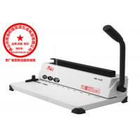 Desktop Home Binding Machine / Electric Comb Binder Machine Professional Manufactures